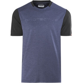 Protective Rawson T-Shirt Men blue/black